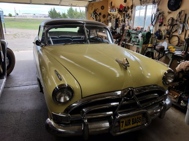 1951 Hudson Step Down for sale