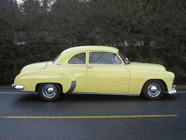 1951 Chevrolet Sports Coupe for sale