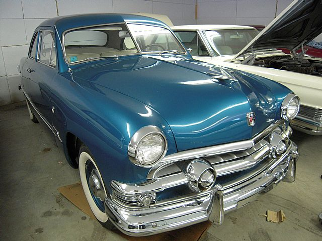 1951 Ford Coupe for sale
