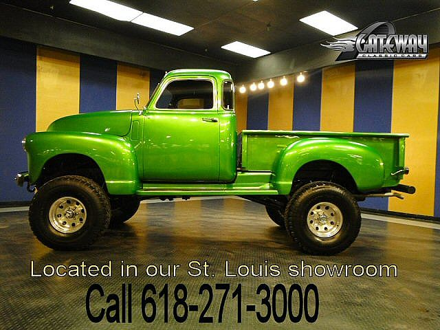1954 Chevrolet Pickup for sale