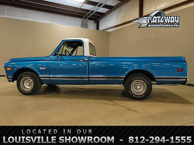 1971 GMC 1500 for sale