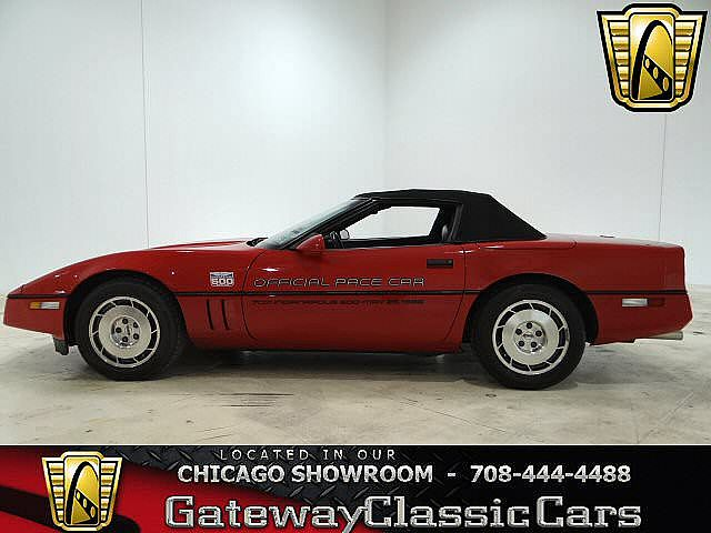 1986 Chevrolet Corvette for sale
