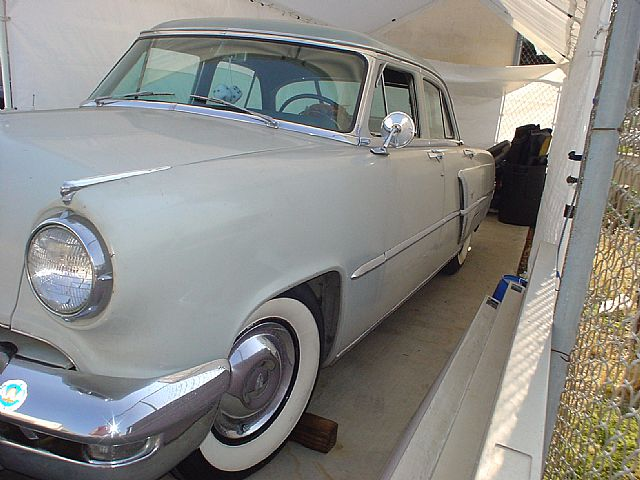 1952 Lincoln Capri for sale