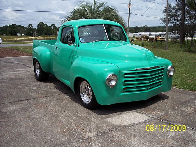 1952 Studebaker Truck for sale
