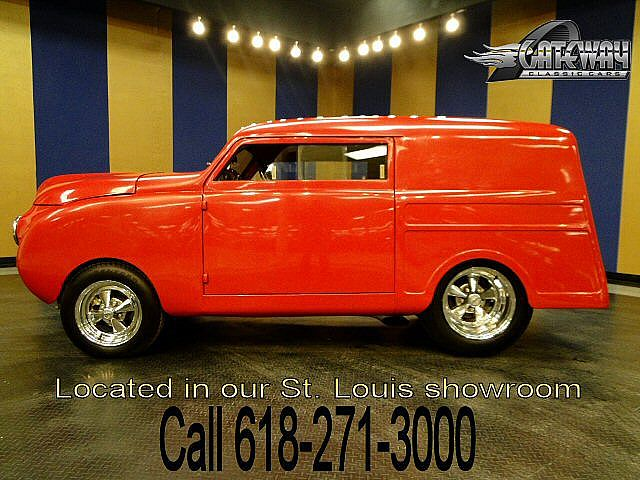1948 Crosley Sedan Delivery for sale