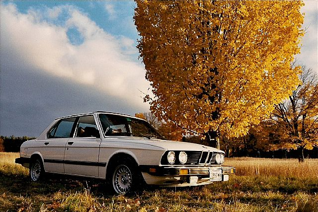 1984 BMW 533i for sale