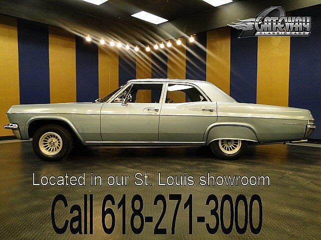 1965 Chevrolet Bel Air for sale