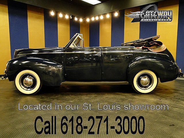 1940 Buick Eight for sale