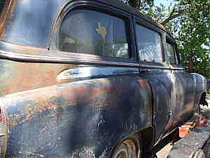 1953 Chevrolet Station Wagon for sale