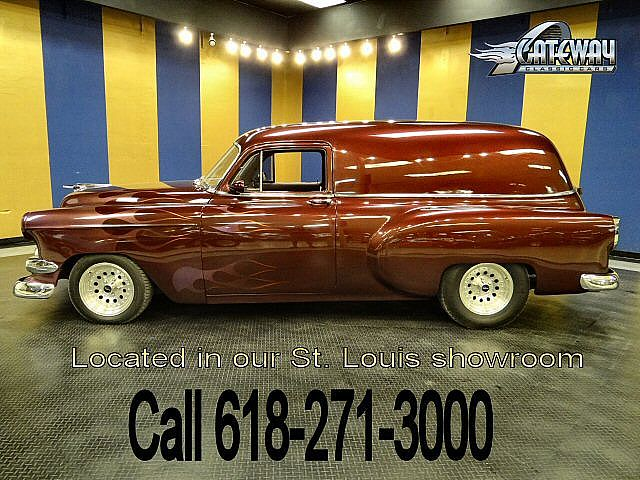 1954 Chevrolet Sedan Delivery for sale