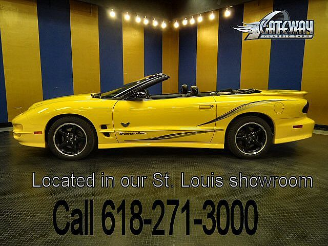2002 Pontiac Trans Am for sale