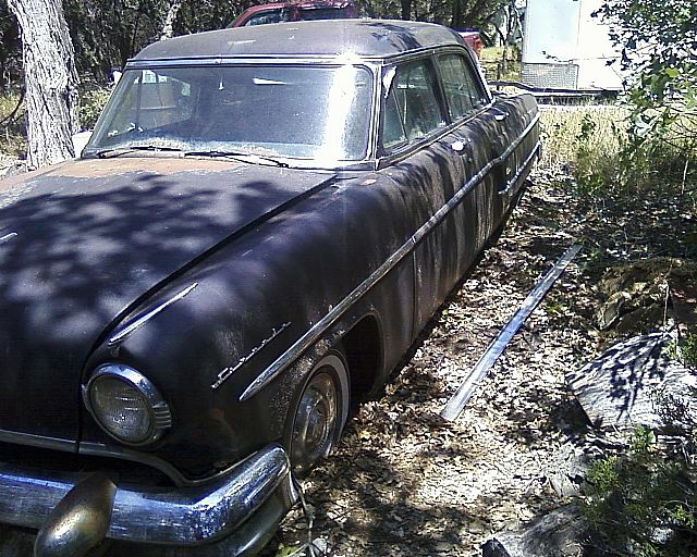 1954 Lincoln Continental for sale
