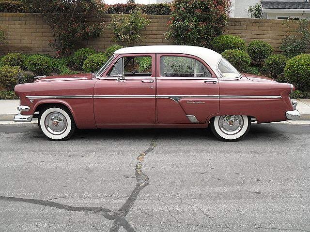 1954 Ford Customline for sale