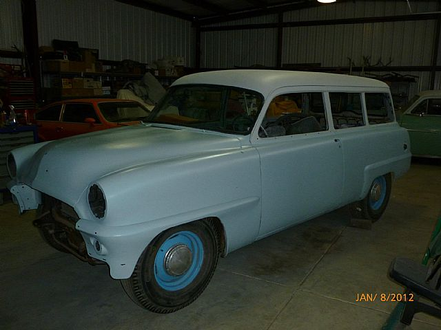 1954 Plymouth Plaza Wagon for sale