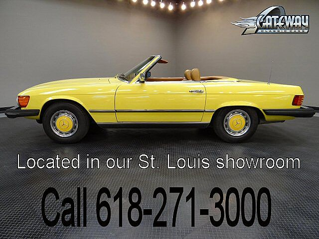 1977 Mercedes 450SL for sale