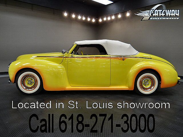 1940 Mercury Series 09A for sale