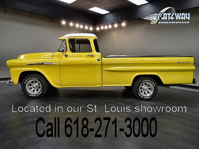 1958 Chevrolet 3200 for sale