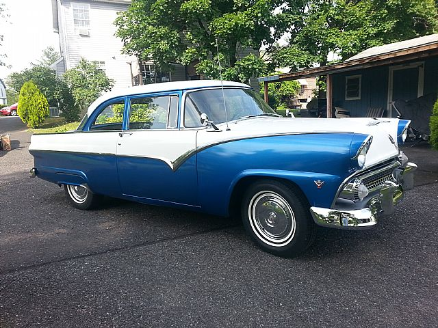 1955 Ford Custom Sedan for sale