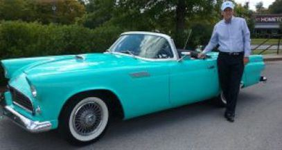 1955 Other Thunderbird