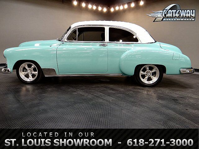 1949 Chevrolet Deluxe for sale