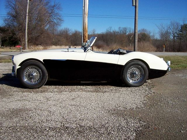 1956 Austin Healey 100-4 for sale