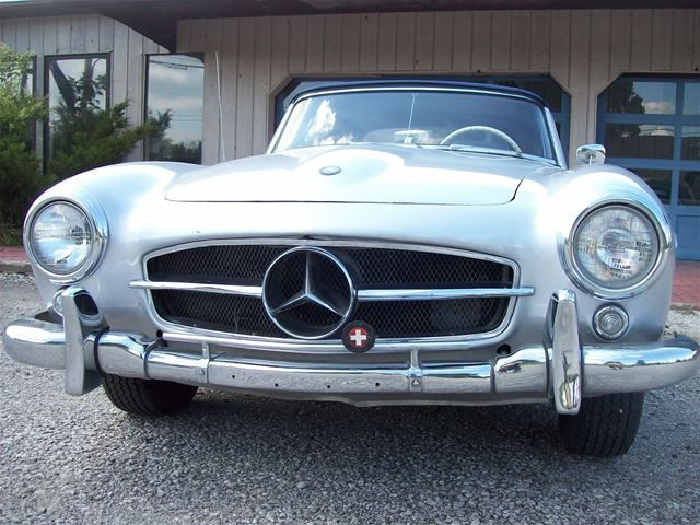 1957 Mercedes 190SL for sale