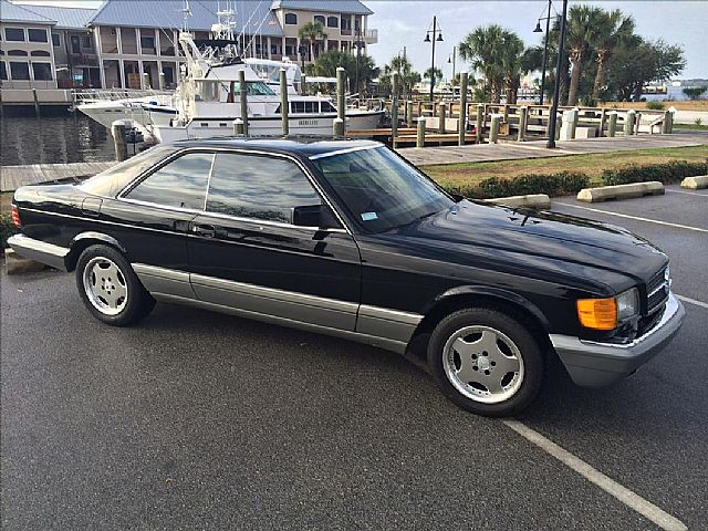 1988 Mercedes 560SEC for sale