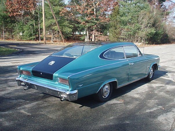 1965 AMC Marlin for sale