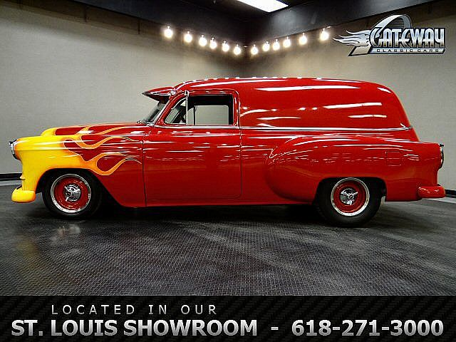 1953 Chevrolet Sedan Delivery for sale