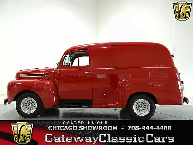 1950 Ford F1 for sale