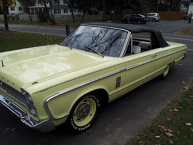 1966 Plymouth Fury for sale
