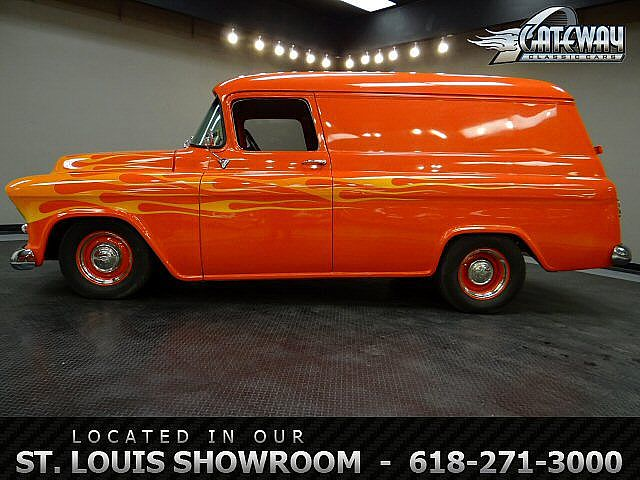 1955 Chevrolet Truck for sale