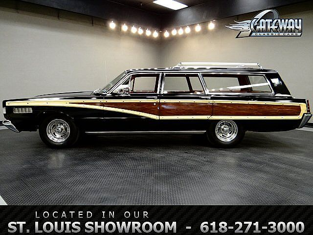 1966 Mercury Station Wagon for sale