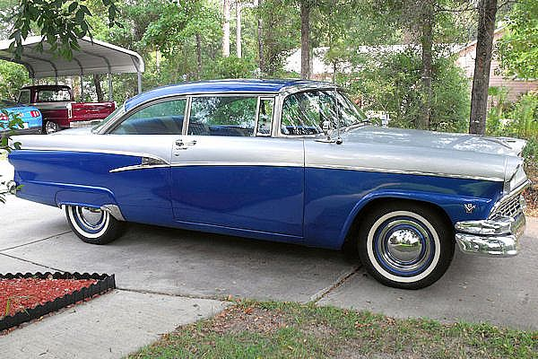 1956 ford customline for sale for 1956 ford customline 2 door hardtop