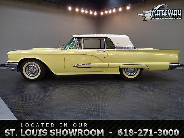 1959 Ford Thunderbird for sale