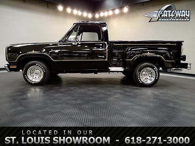 1978 Dodge D150 for sale