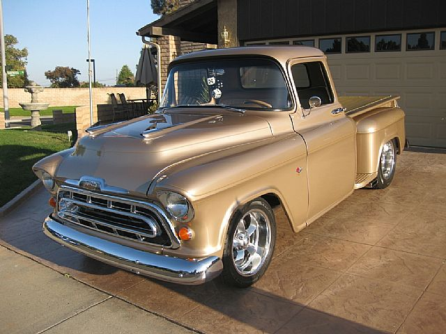 1957 Chevrolet Stepside for sale