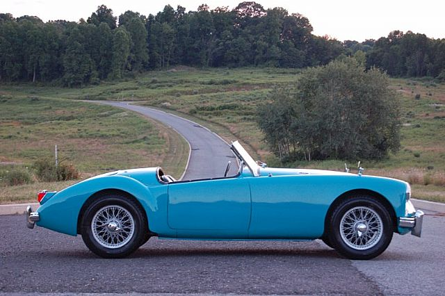 1958 MG MGA for sale