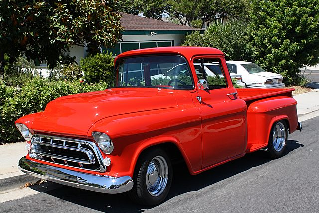 55 chevy pickup for sale