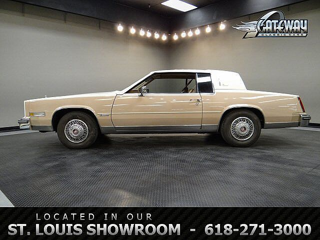 1981 Cadillac Eldorado for sale