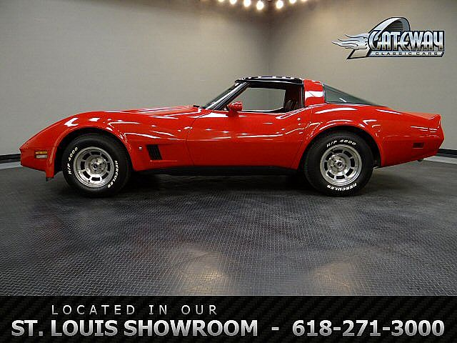 1981 Chevrolet Corvette for sale