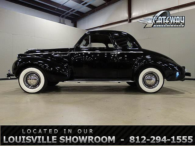 1939 Buick Business Coupe for sale