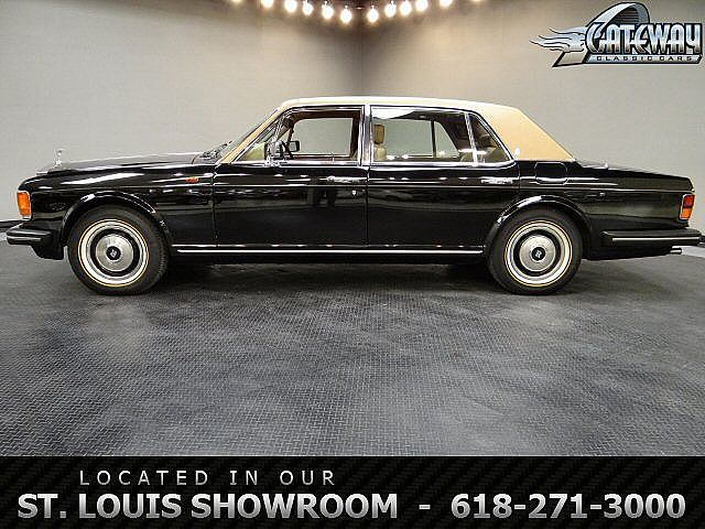 1985 Rolls Royce Silver Spur for sale