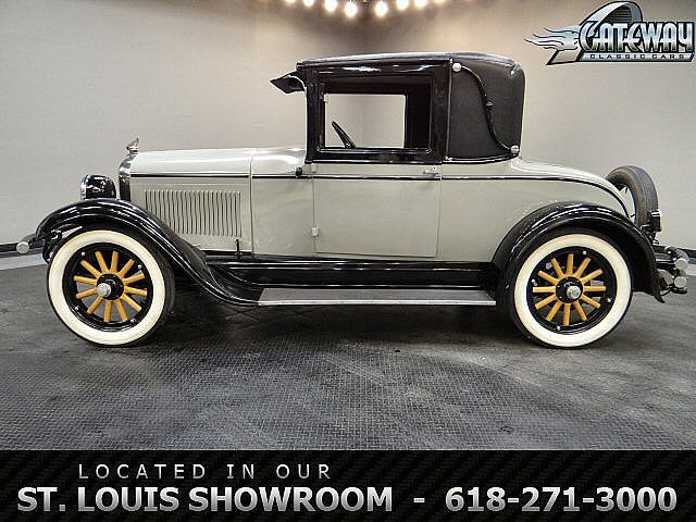 1927 Pontiac Coupe for sale