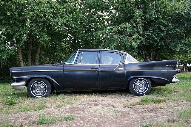 1958 Studebaker Commander for sale