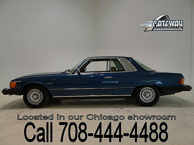 1976 Mercedes 450 for sale