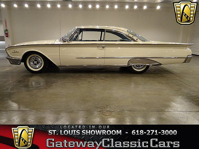 1960 Ford Starliner for sale