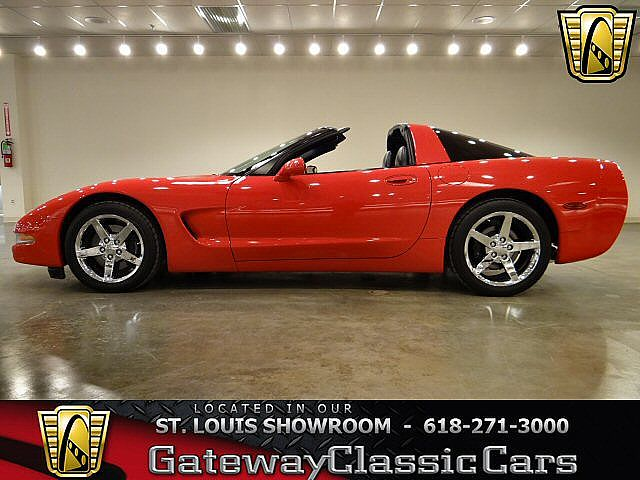 2002 Chevrolet Corvette for sale