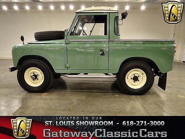 1969 Land Rover Series IIA for sale