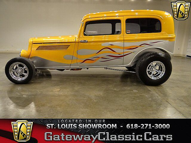 1934 Plymouth 2 Door Sedan for sale
